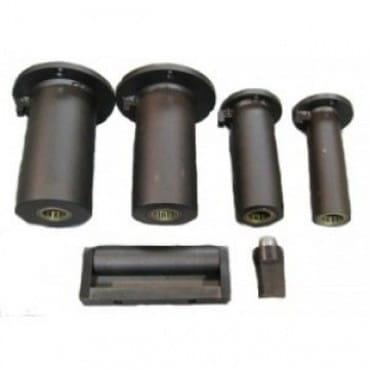 Оснастка к станку UNV3 для изготовления колец Blacksmith UNV3-R