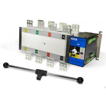 Блоки ATS (реверсивные рубильники и контакторы)