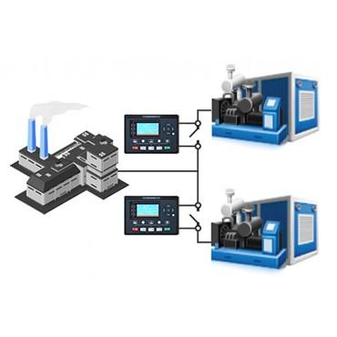 TSS (ТСС) Синхронизация для ДГУ 100-150 КВТ LOVATO
