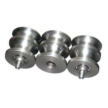 АПВ Набор вальцов для радиусной гибки круглых труб ф17-34