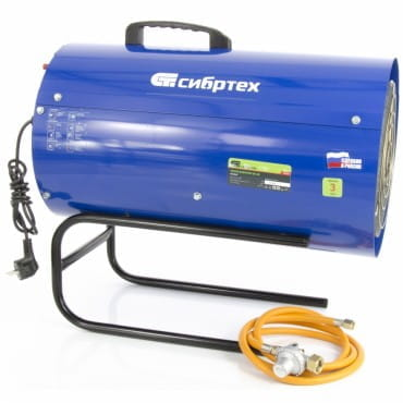 СибрТех Газовый теплогенератор GH-38 (38 кВт)