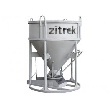 Zitrek Бадья для бетона БН-1.0 (лоток)