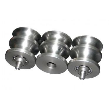 Набор вальцов для радиусной гибки круглых труб АПВ 9