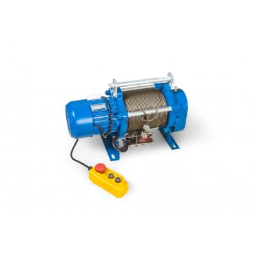 Zitrek Лебедка электрическая KCD-500/1000/220v канат 60м