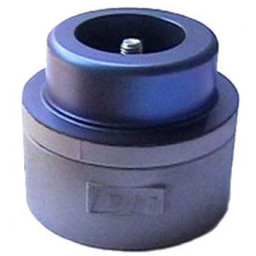 Парные сварочные насадки с синим тефлоном DYTRON 63 мм