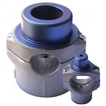 Колодочные сварочные насадки с синим тефлоном DYTRON 50 мм