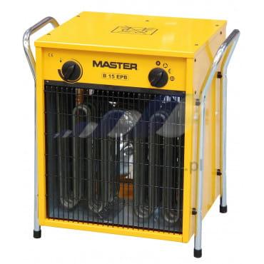 MASTER B 15 EPB Электрическая тепловая пушка