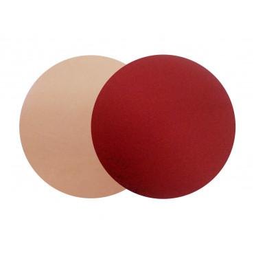 Шлифовальный самоклеющийся диск Proma Ø230мм зернистость P100 для BP-150