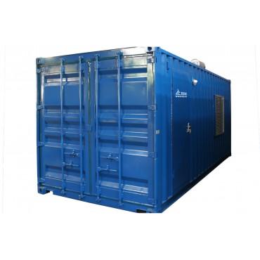 Универсальные блок-контейнеры серии УБК