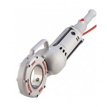 Клупп электрический резьбонарезной RIDGID 700 + комплект головок 1/2-2, струбцина и кейс