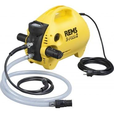 REMS 115500 Электрический опрессовщик E-Push 2