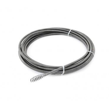 Спираль прочистная со спиральной грушевидной насадкой RIDGID C-21 5/16 (8 мм) 15,2 м