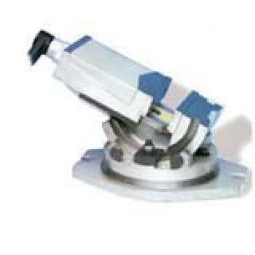 Машинные универсальные тиски с поворотным основанием Proma SS-100