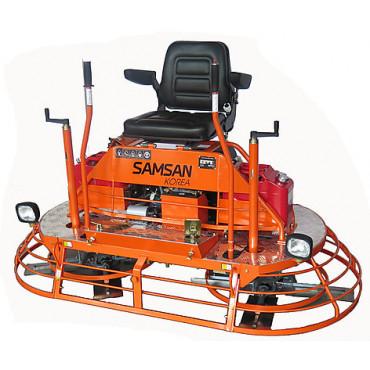 Двухроторная затирочная машина Samsan RPT 361
