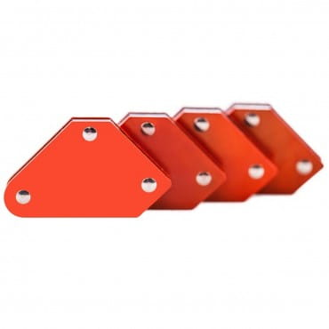 Smart&Solid MAG 610 Набор магнитных угольников для сварки