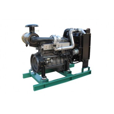Двигатель Diesel ТСС TDK 110 6LT (MD-110) (R6105AZLDS1)