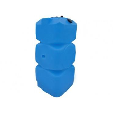 Бак топливный пластиковый ТСС 800л