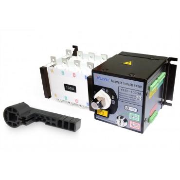 Реверсивный рубильник ТСС YES1-100GA/4P In100A