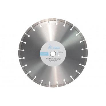 ТСС (TSS) Алмазный диск Д-350 мм, сухой рез (ТСС, premium)