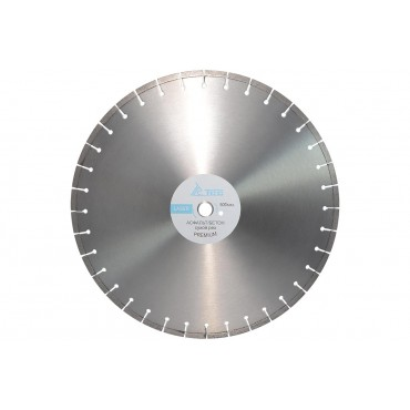 Алмазный диск ТСС Д-500 мм, сухой рез (premium)