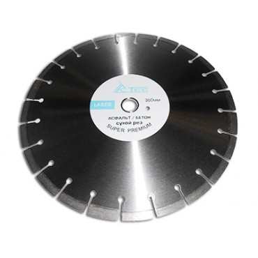 ТСС (TSS) Алмазный диск Д-500 мм, сухой рез (ТСС, super premium)