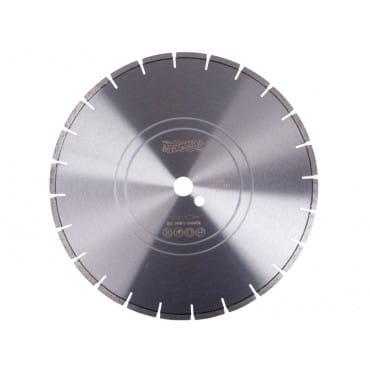 Диск алмазный сегментированный для мокрой резки Messer FB/M 600D-4.5T-10W-48S-25.4\35 Д.О.