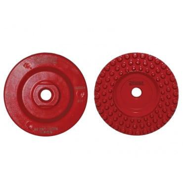 Алмазная шлифовальная чашка Messer BG/R сухая, 100D-3.5T-22.2