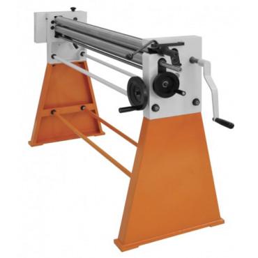 Вальцовочный ручной станок Stalex W01-2х1250