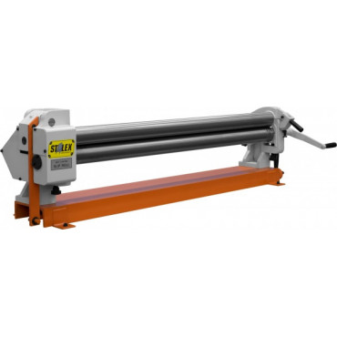 Вальцовочный ручной станок Stalex W01-1.5х1300