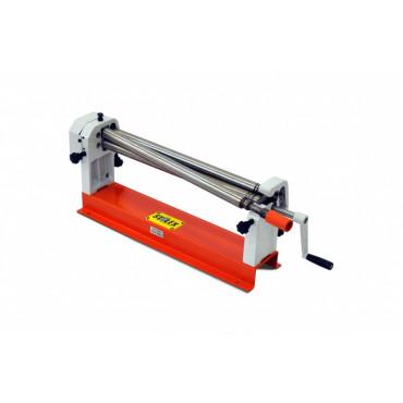 Вальцовочный ручной станок Stalex W01-0.8х610