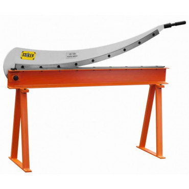 Stalex HS-800 Гильотина ручная сабельного типа