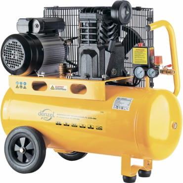 Denzel Компрессор PC 2/50-400 Х-PRO (масляный, ременный, 10 бар, 400 л/мин, 2,3 кВт, 220В)