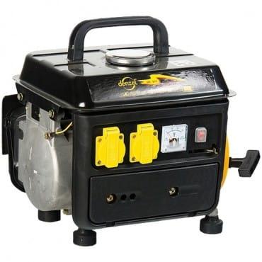 Denzel Генератор бензиновый DB950 (0,75 кВт, 220В/50Гц, 4 л, ручн. пуск)