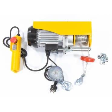 Denzel Тельфер электрический TF-500 (0,5 т, 1020 Вт, высота 12 м, 10 м/мин)