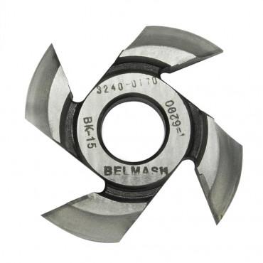 Фреза радиусная для фрезерования полуштапов (правая) БЕЛМАШ 125х32х19 мм