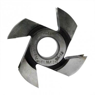 БЕЛМАШ Фреза радиусная для фрезерования штапов 125х32х22 мм