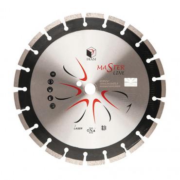 Алмазный cегментный круг DIAM АСФАЛЬТ Master Line 300*2,8*10*25,4