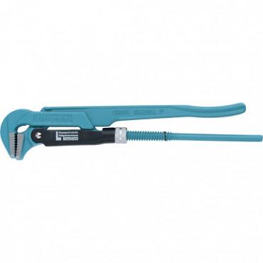 Ключ трубный рычажный GROSS 1, №1, цельнокованый, CrV, тип