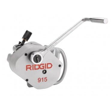 Желобонакатчик RIDGID 915 с набором роликов 2