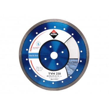 Алмазный диск для твёрдых материалов RUBI TURBO VIPER TVH 250 SUPERPRO