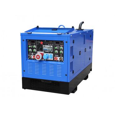 Двухпостовой сварочный агрегат TСС DUAL DCW-480ESW