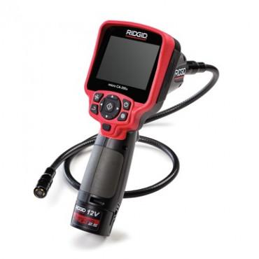 Камера цифровая для видеодиагностики RIDGID micro CA-350x
