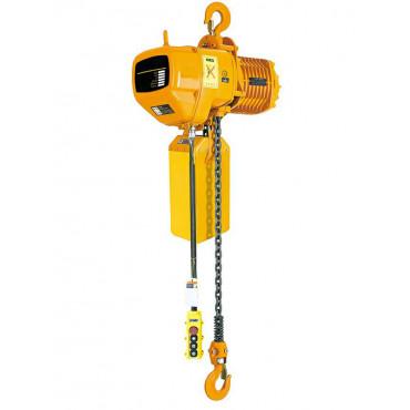 Cтац таль электрическая цепная TOR ТЭЦС (HHBD05-02) 5,0 т 12 м 380В
