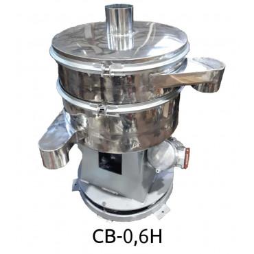Вибросито круглое Вибромаш CВ-0,6Н (1 дека)
