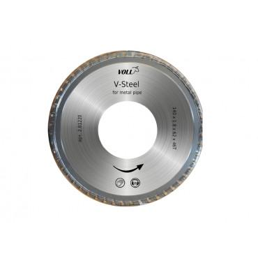 Отрезной диск V-Steel для электрического трубореза Voll V-CUT 270E/400Е