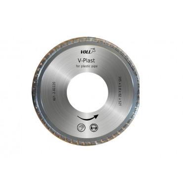 Отрезной диск V-Plast для электричского трубореза Voll V-CUT 270E/400E