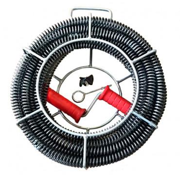 Ручное устройство для прочистки труб Rotorica HAND TORO 22