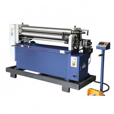 Электромеханический вальцовочный станок MetalTec RS-1300x2,5E