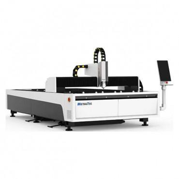 Оптоволоконный лазерный станок для резки металла MetalTec 1530 S (MAXPHOTONICS1000W)(RJ-1530S) + Пусконаладка в подарок!