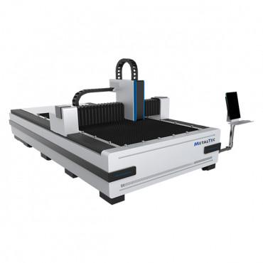 Оптоволоконный лазерный станок для резки металла MetalTec 1530 B (RECI-1000 W) + Пусконаладка в подарок!